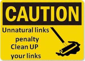 Unnutural links penalty