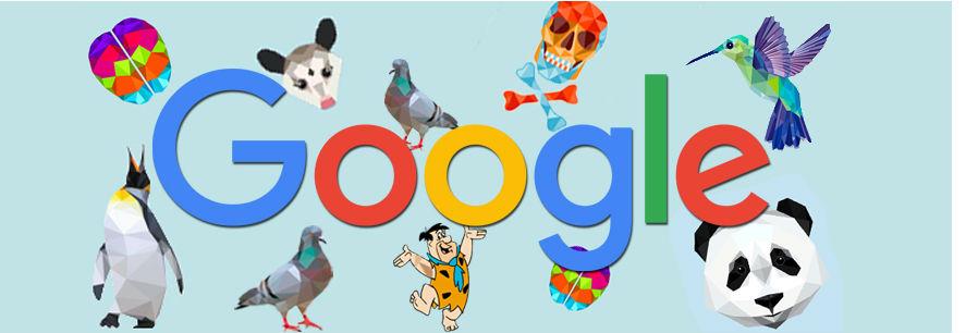 Алгоритмы Google — обзор последних апдейтов